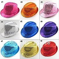 Cappello Borsalino con Paillettes Colori Assortiti d05cdd9cf914