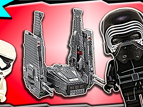 Clip: Kylo Ren's Command Shuttle