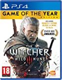 The Witcher 3, Wild Hunt (Bleu/rouge/vert) PS4