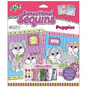Galt Toys 1004900sensacional lentejuelas cachorros