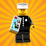 LEGO - Classic Police Officer - Minifigür Series 18: Party 71021