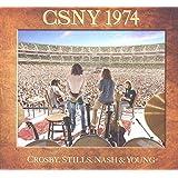 CSNY 1974 - Coffret 3 CD + DVD + Livret 188 pages