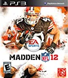 Madden NFL 12 PS3 US Import