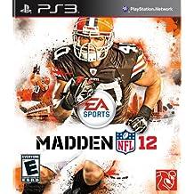 Electronic Arts Madden NFL 12, PS3 - Juego (PS3, PlayStation 3, Deportes, E (para todos), PS3)