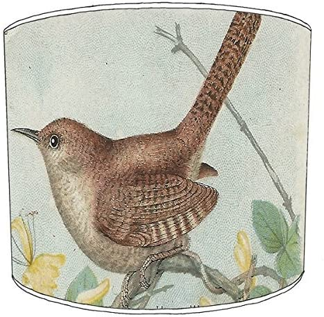 Premier Lampshades Stampa Uccello Wren Paralume da 3, soffitto, 20,3 cm 3, da 30,5 cm ce26ba