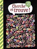 Mon grand livre de jeux: Cherche et trouve ! Dès 9 ans