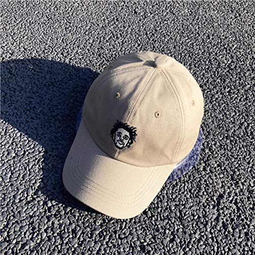 sdssup Cappello da Baseball Modello Hip-Hop con Cappuccio Kaki Maschio Regolabile