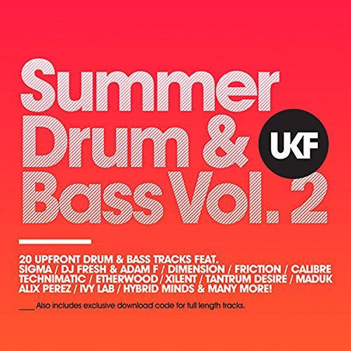 UKF Summer Drum & Bass Vol. 2 By Various Artists (2015-07-06)