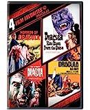 4 Film Favorites: Draculas [DVD] [Region 1] [US Import] [NTSC]