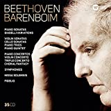 Barenboim plays & conducts Beethoven (Coffret 35 CD)