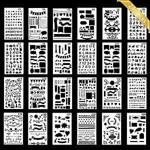 Paper Stencils  Shop Amazoncom