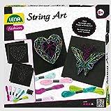 Lena 42650 String Art Kit de Bricolage Multicolore