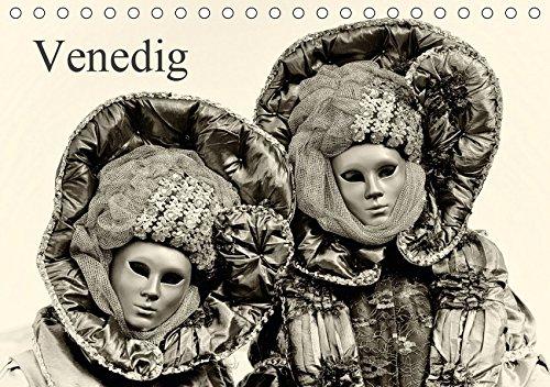 Venedig (Tischkalender 2019 DIN A5 quer): Die weltberühmte Lagunenstadt in Bildern fernab der üblichen Klischees. (Monatskalender, 14 Seiten ) (CALVENDO Orte)