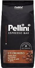 Pellini Grani Caffe Espresso Bar N. 9 Cremoso - 1 Kg