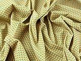 indischen Fever Print Baumwolle Popeline Kleid Stoff,