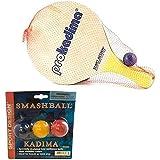 Pro Kadima Paddle Set Plus Ment Smash Balls Bundle