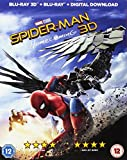 Spider-Man: Homecoming [Reino Unido] [Blu-ray]