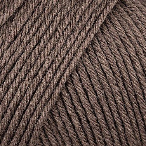 Baby Mix Schoeller + Stahl Babywolle Schurwoll-Mischung 50 g Farbe 20-braun