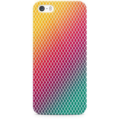 Rainbow Mini Diamants-Apple iPhone 5s-étui rigide en plastique