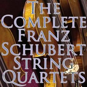 String Quartet No. 4 in C Major, D. 46: III. Menuetto - Allegro - Trio [Clean]