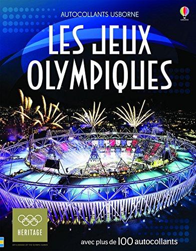 Les Jeux olympiques - Autocollants Usborne
