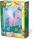 SES 00899 - Cavallo Fantasy Kit da Ricamo, Modelli/Colori Assortiti, 1 Pezzo