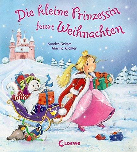Preisvergleich Produktbild Die kleine Prinzessin feiert Weihnachten
