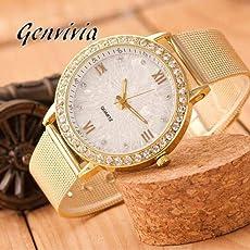 Mode Klassisch Unisex Damenuhren Herrenuhren PU Leder/Legierungsband Anolog Armbanduhren für Männer Frauen