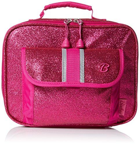 bixbee-girls-sparkalicious-glitter-lunchbox-ruby-raspberry-pink-one-size
