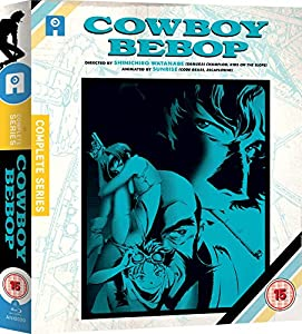 Cowboy Bebop - Complete Blu-Ray Collection (4 Blu-Ray) [Edizione: Regno Unito] [Import italien]