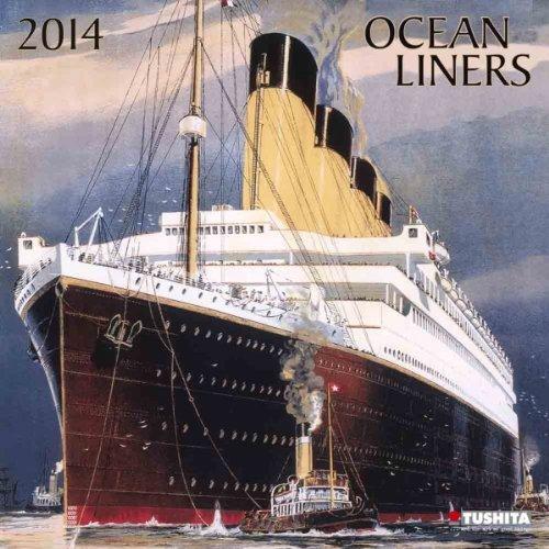 Oceanliners 2014 (Media Illustration)