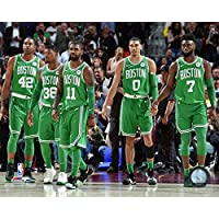 The Poster Corp Boston Celtics Starting 5-2017 Photo Print (20,32 x 25,40 cm)