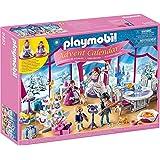 Playmobil 6926 - grote ruiterij & 6930 - ruitertoernooi Adventskalender kristallen zaal