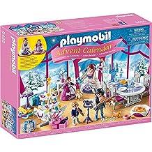 Playmobil Adventskalender 9485 Juldekoration i Kristallsal