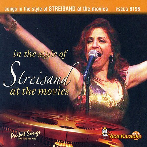 Songs in the Style of Streisand at the Movies by Barbra Streisand (2010-11-16)