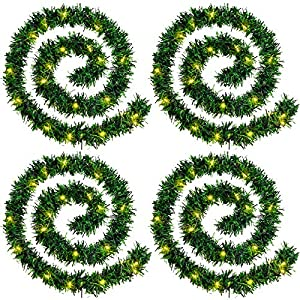 4 Hebras Guirnaldas de Navidad