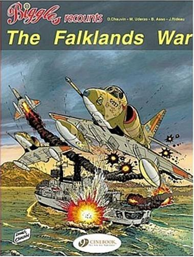 The Falklands War: Biggles Recounts 1 by Chauvin (May 10,2007)