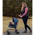 Pet Gear Travel Lite Standard Pet Stroller 8