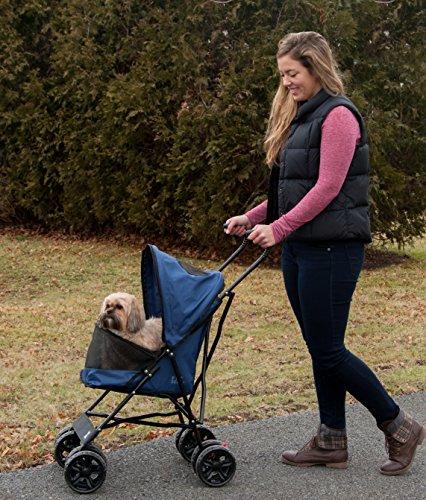Pet Gear Travel Lite Standard Pet Stroller 2