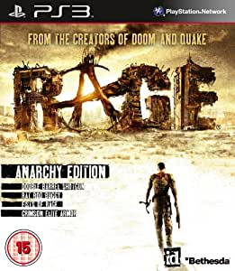 Rage: Anarchy Edition (PS3)
