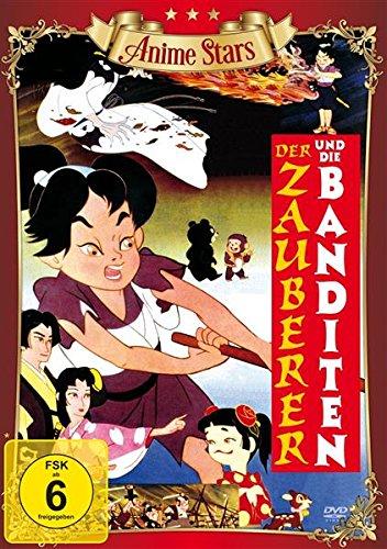 Der Zauberer und die Banditen - Anime Stars
