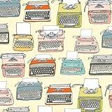 Schreibmaschine weiß 35530-x von Julia Mütze Rothman für