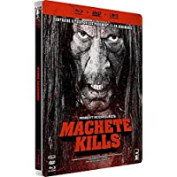 Machete Kills - Edition limitée Steelbook Blu-Ray + DVD + Copie Digitale