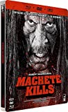 Machete Kills - Edition limitée Steelbook Blu-Ray + DVD + Copie...