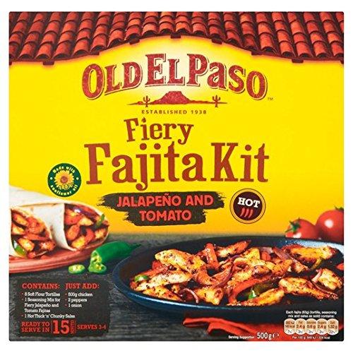 old-el-paso-fiery-faijta-mahlzeit-kit-500g