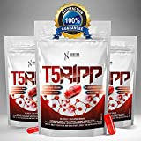 Best Diet Pills For Women And Detoxes - T5 Ripp Fat Burners CAPSULES Chromium Carb Blockers Review
