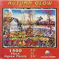 Comparador de precios Autum Glow 1500 Piece Jigsaw Puzzle by American Puzzles by American Puzzles - precios baratos