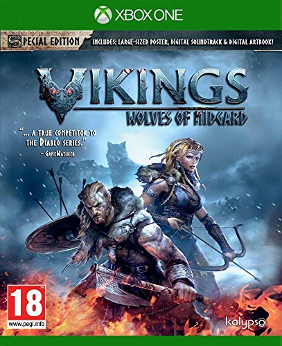 Vikings - Wolves of Midgard (Xbox One) Best Price and Cheapest