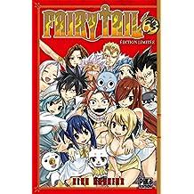 Fairy Tail T63 Edition limitée