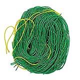 Everpert Haltbarer Nylon-Gitter Net Gartennetze Pflanze Unterstützung für Kletterpflanzen